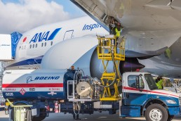 All Nippon Airways Boeing